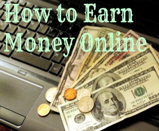 earn money on internet
